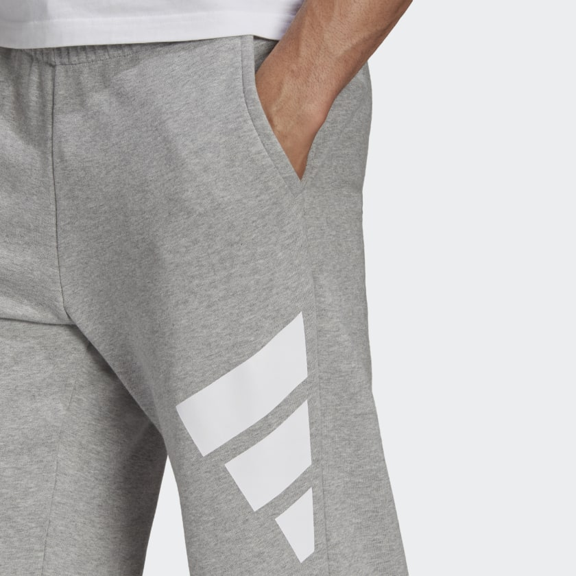 adidas Sportswear Future Icons Logo Graphic Pants Grey H39795 41 detail