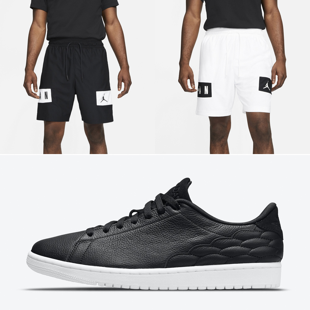 air-jordan-1-centre-court-black-white-shorts