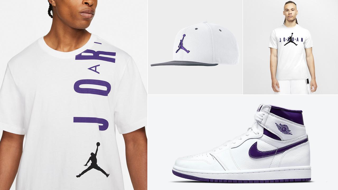 air-jordan-1-court-purple-shirt-hat-clothing-match
