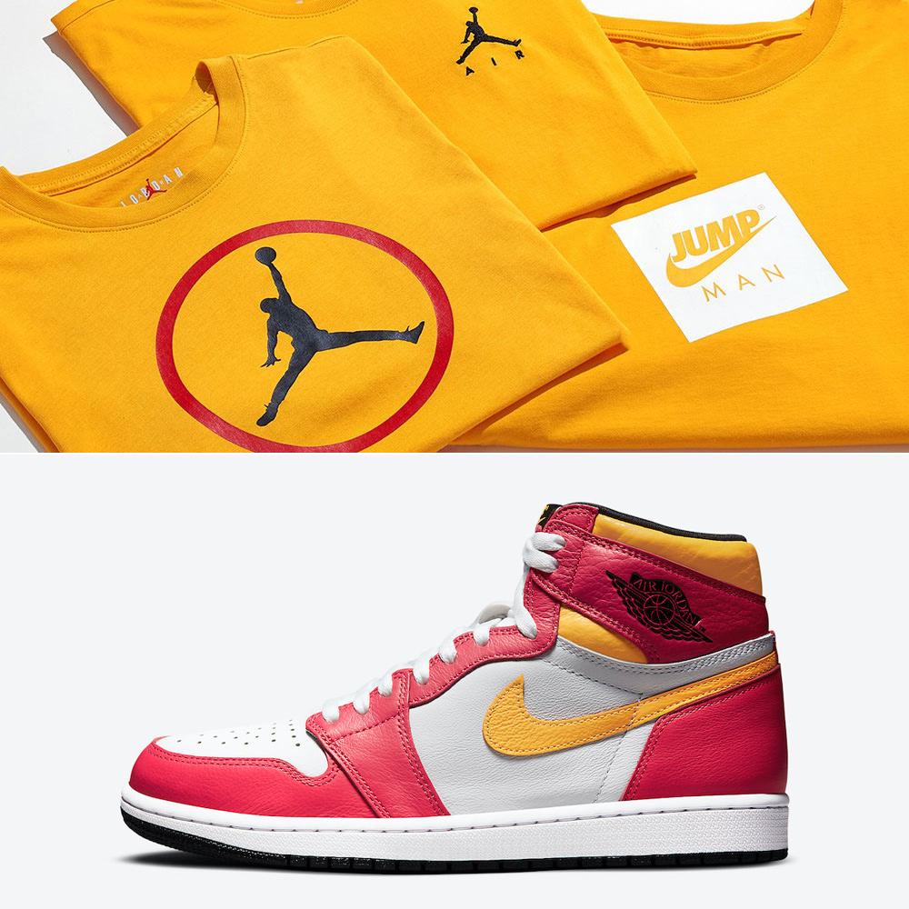 air-jordan-1-high-light-fusion-red-shirts