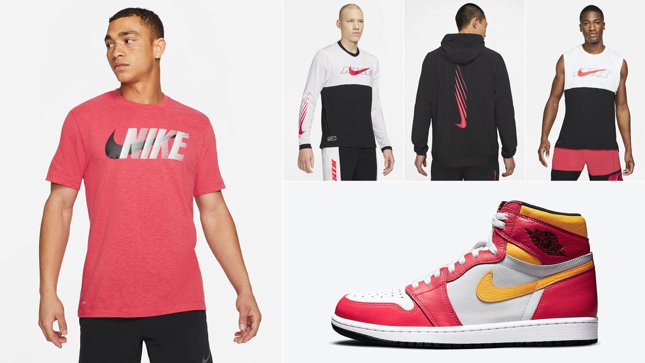 air-jordan-1-light-fusion-red-nike-clothing-match