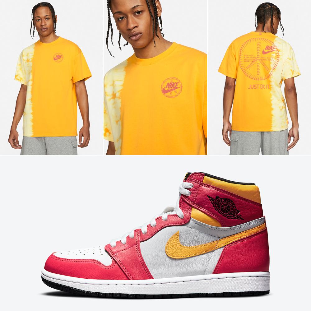 air-jordan-1-light-fusion-red-shirt-match