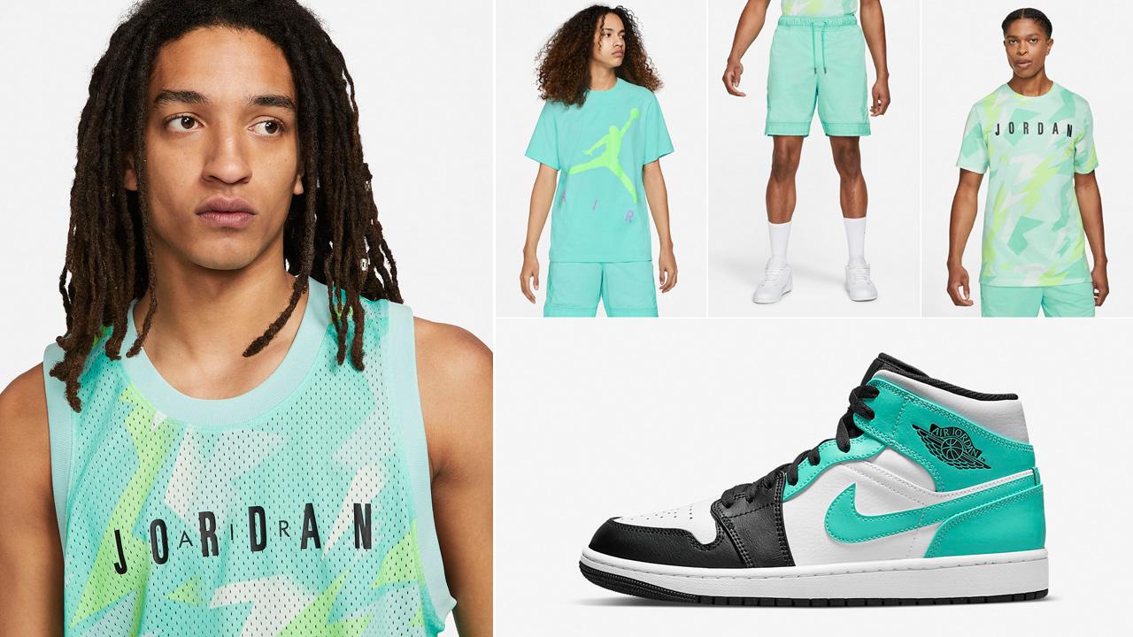 air-jordan-1-mid-tropical-twist-shirts-clothing-outfits