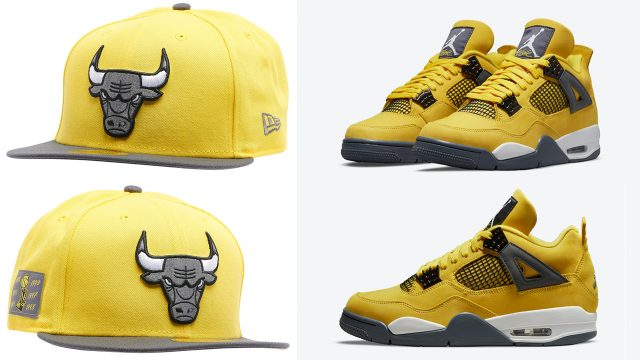 air-jordan-4-lightning-2021-bulls-hat