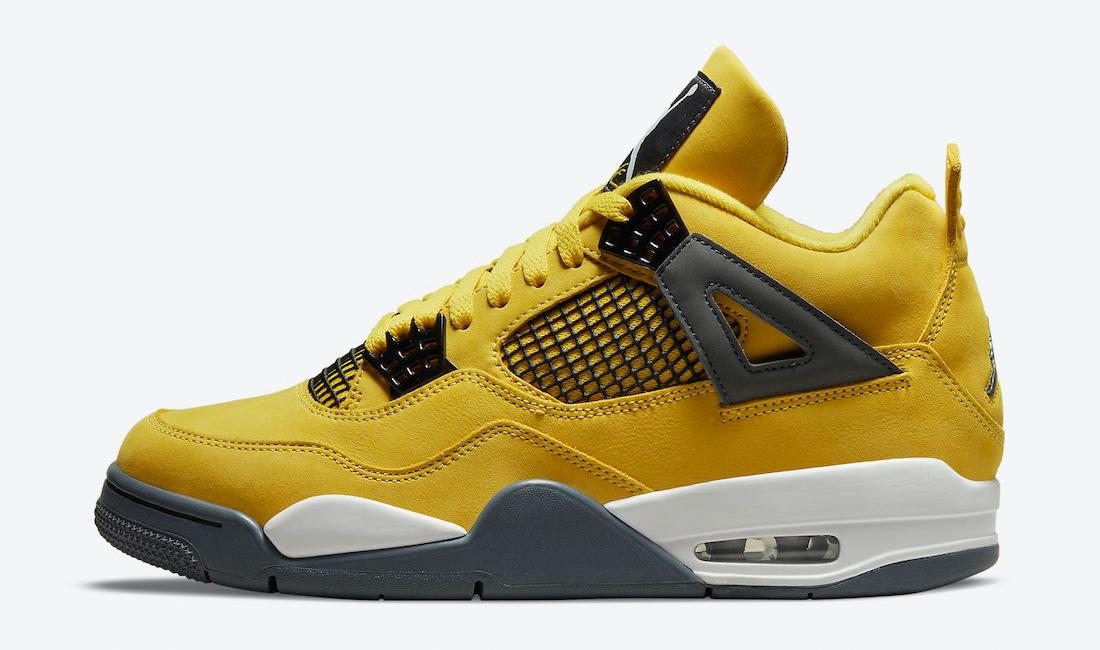 air-jordan-4-lightning-sneaker-clothing-match