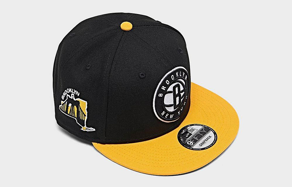 brooklyn-nets-black-yellow-new-era-snapback-hat-1