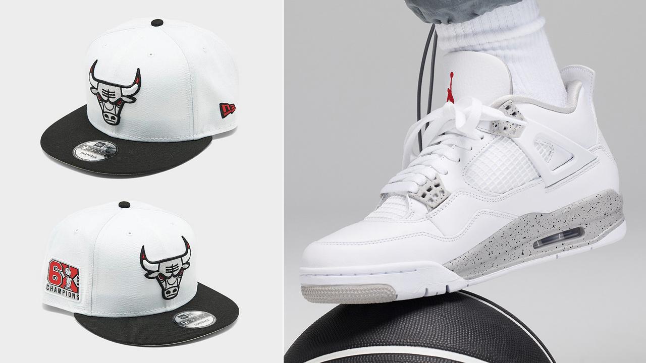jordan-4-tech-grey-white-oreo-hat