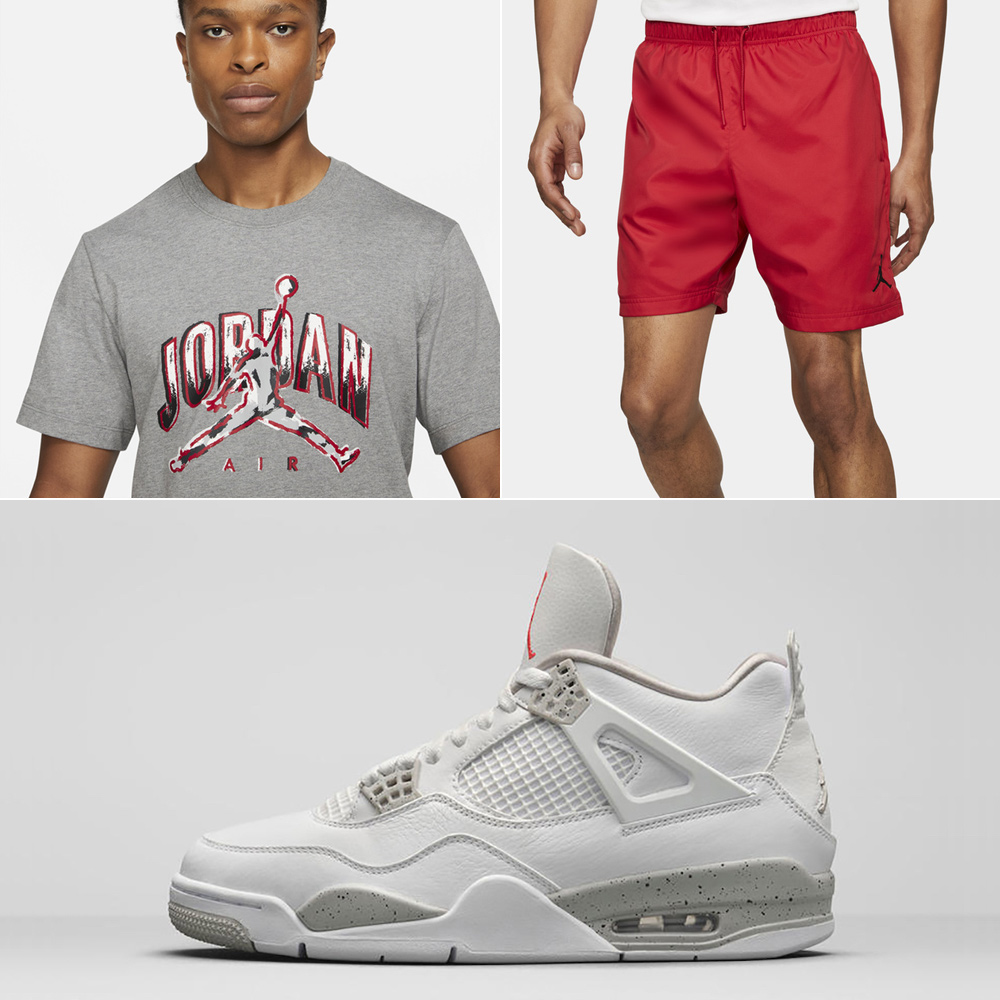 jordan-4-white-oreo-apparel-match