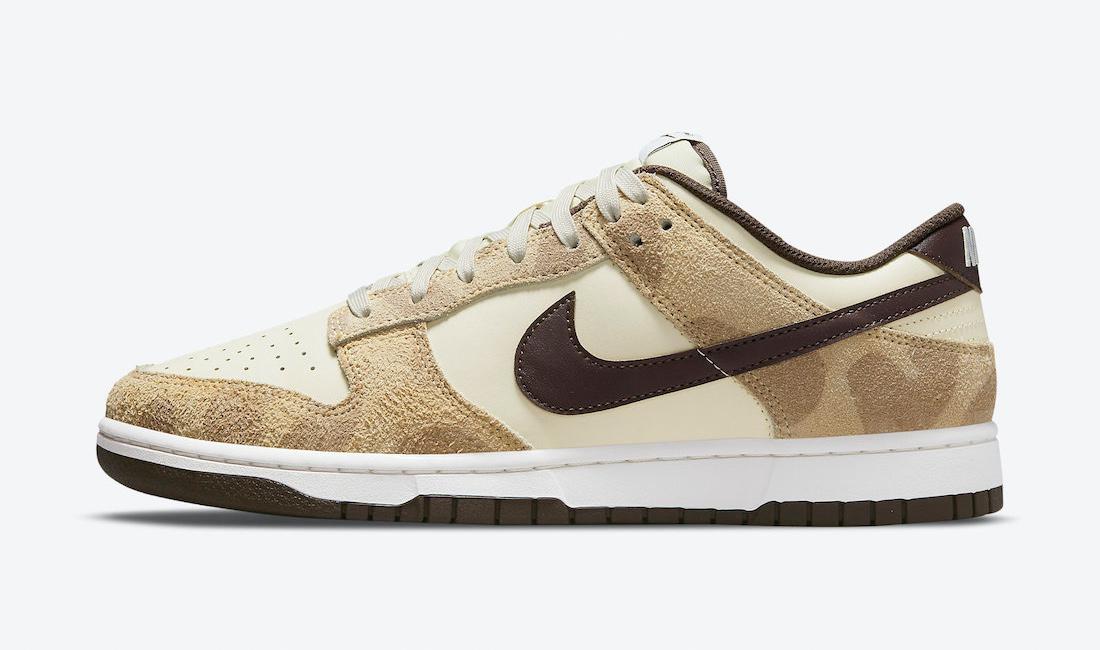 nike-dunk-low-cheetah-sneaker-clothing-match