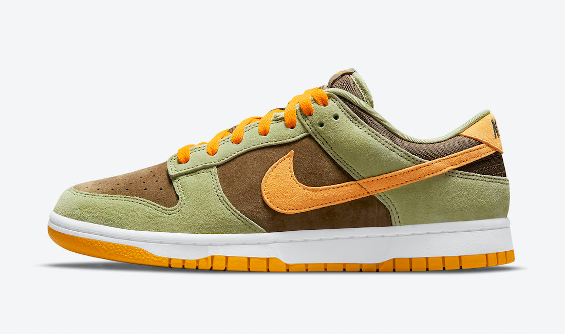 nike-dunk-low-dusty-olive-sneaker-clothing-match