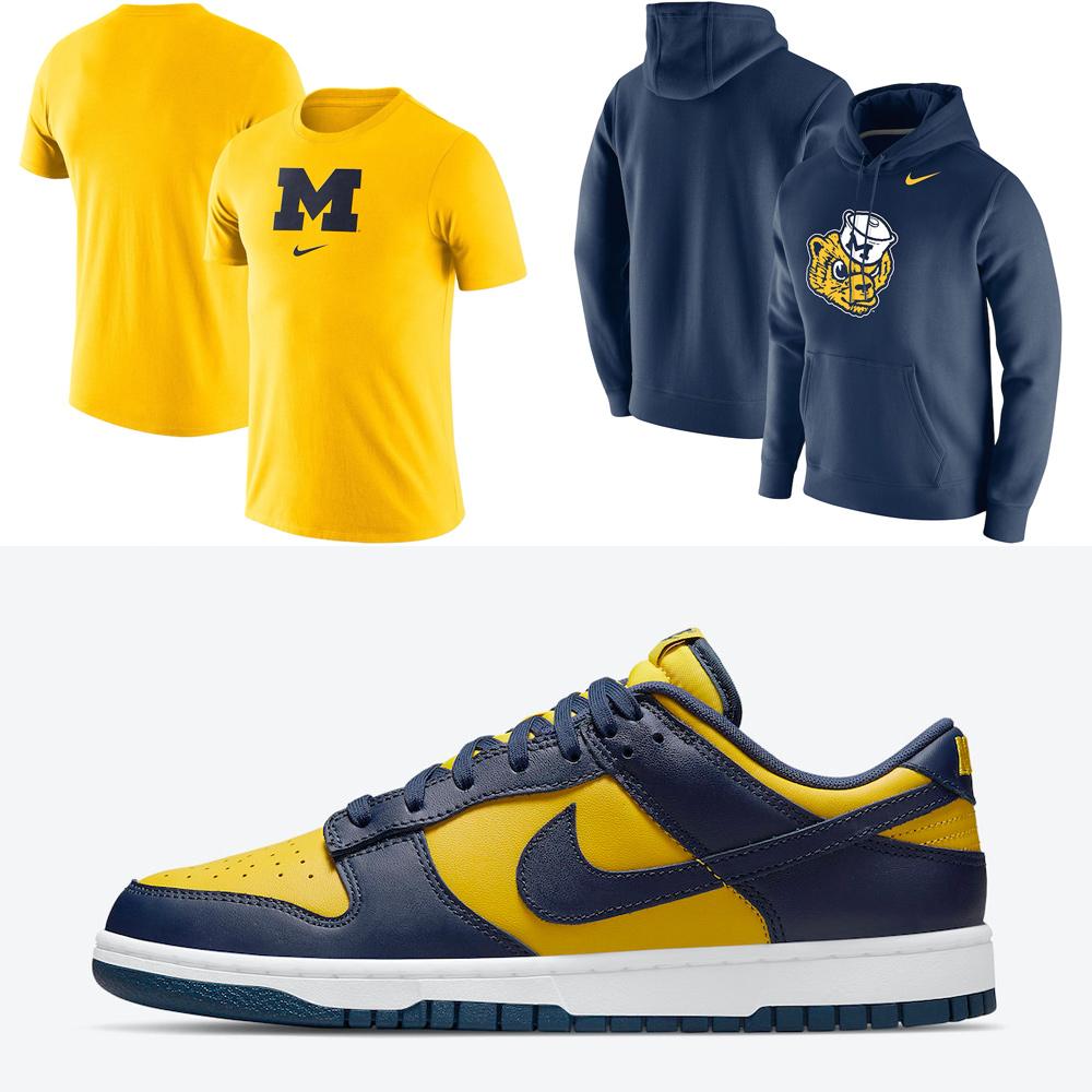 nike-dunk-low-michigan-shirts-clothing
