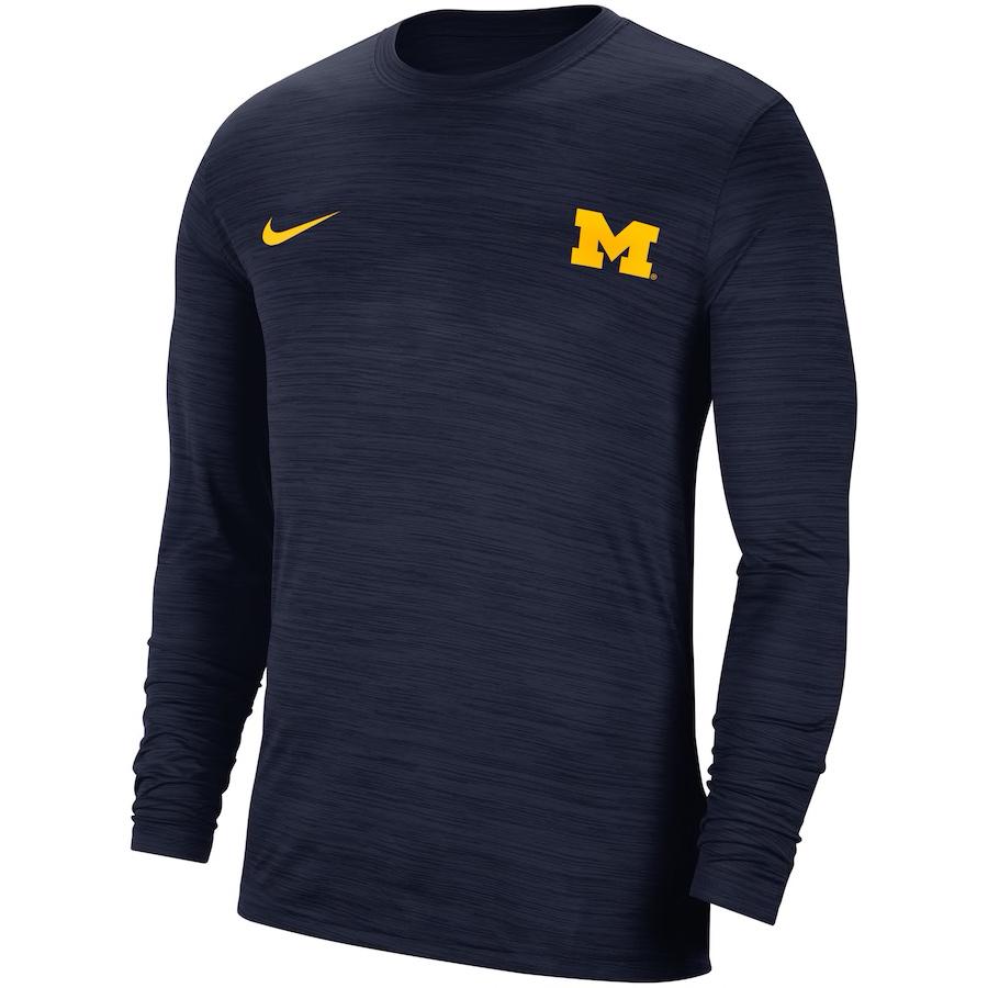 nike-michigan-wolverines-long-sleeve-shirt