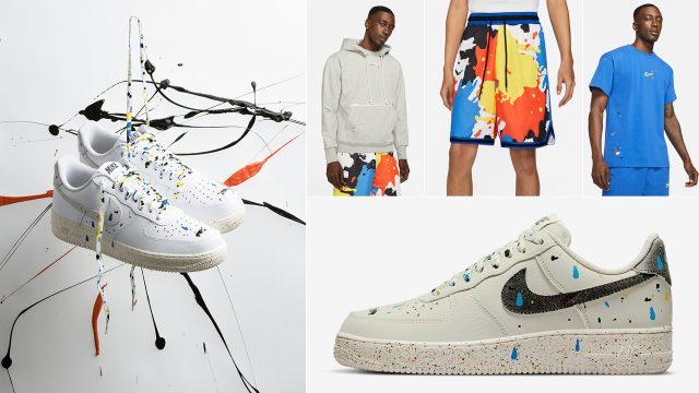 nike-paint-splatter-sneakers-clothing