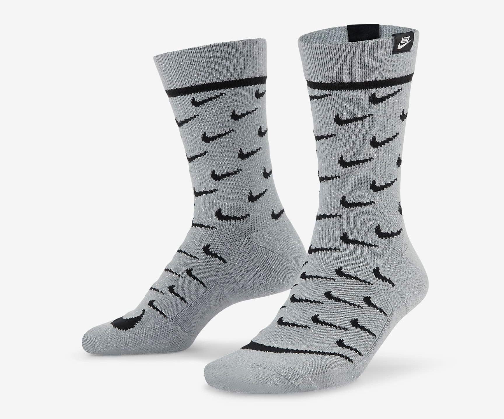 nike-snkr-sox-grey-black