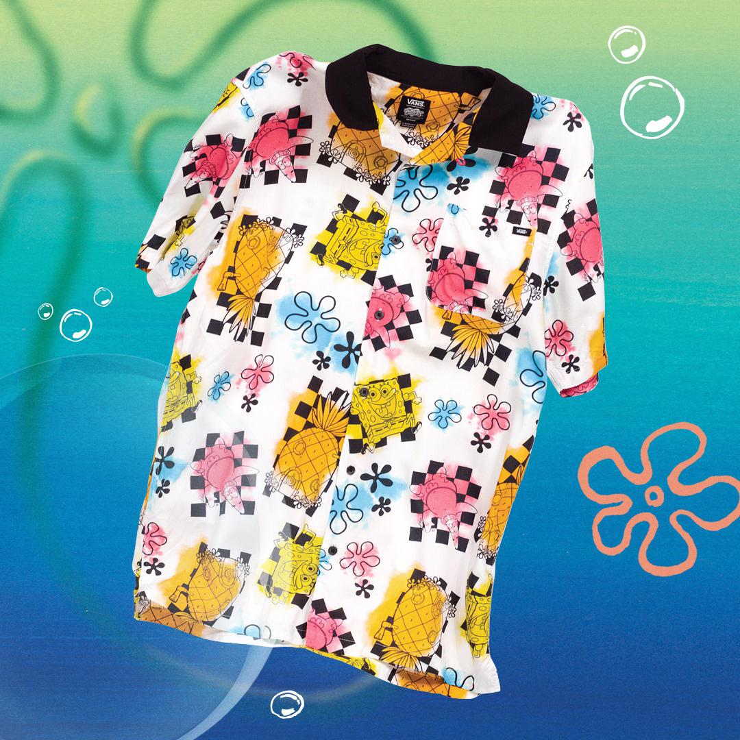 vans-spongebob-shirt