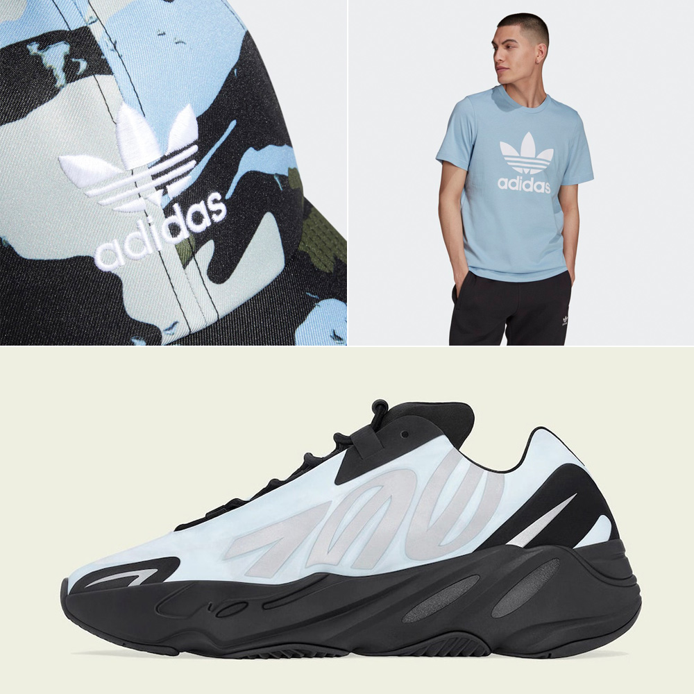 yeezy-700-mnvn-blue-tint-shirt-hat-outfit