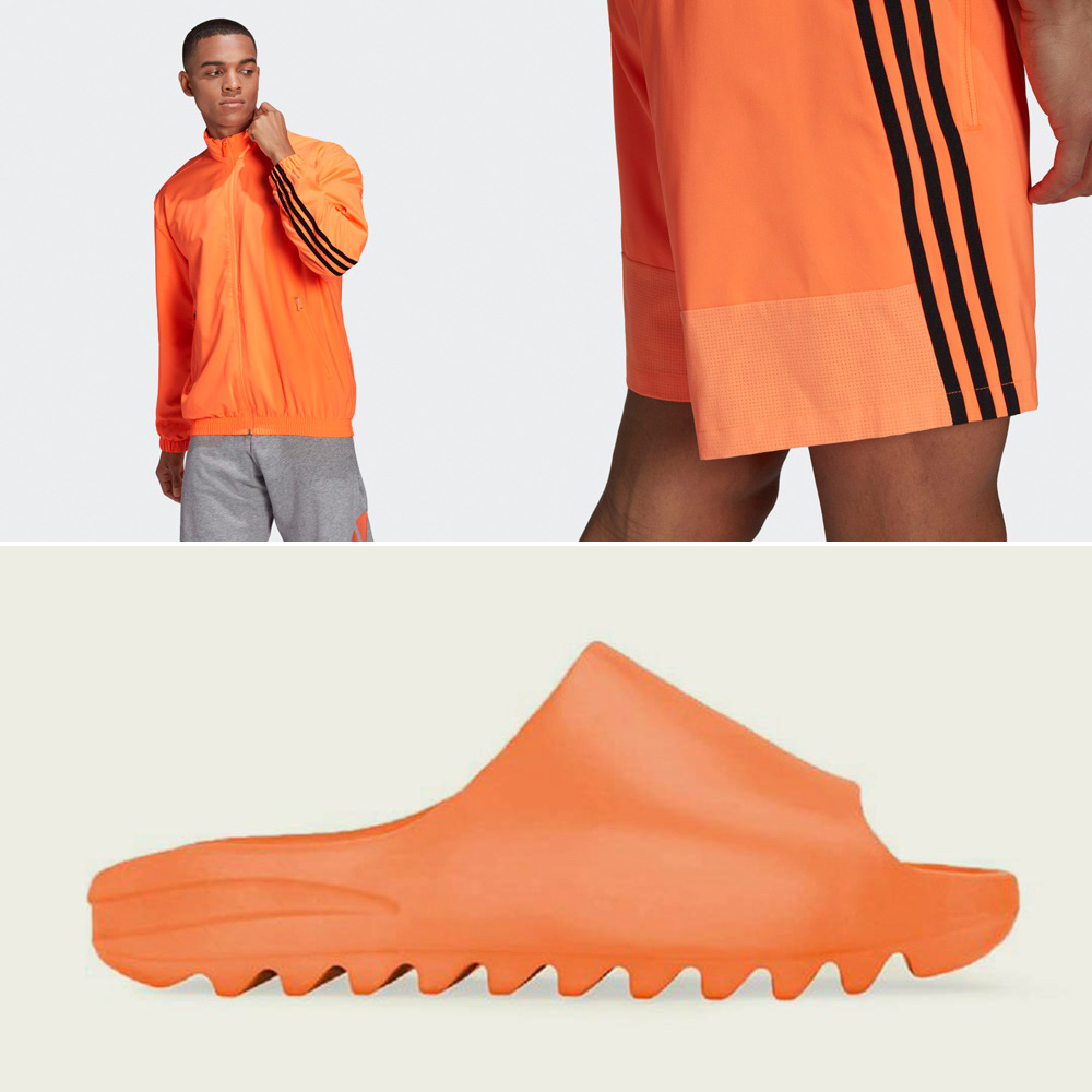 yeezy-slide-enflame-orange-outfit