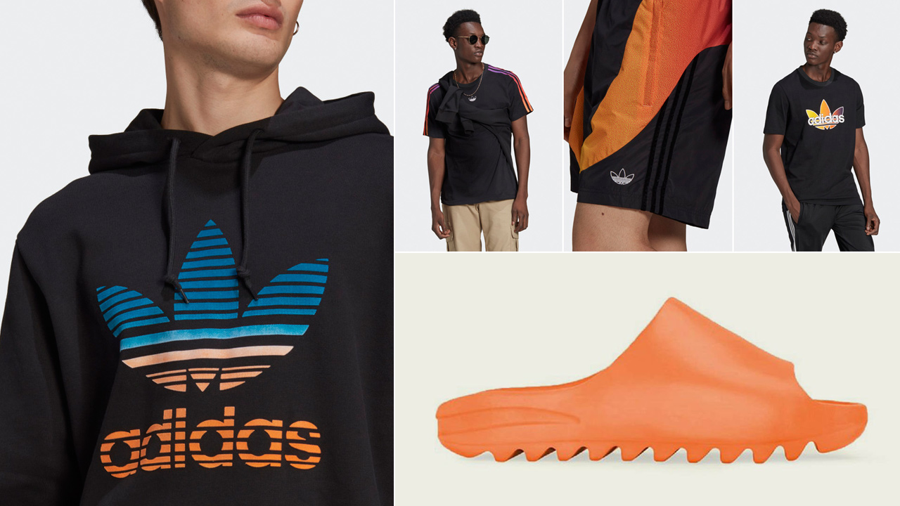 yeezy-slide-orange-shirts-clothing-outfits