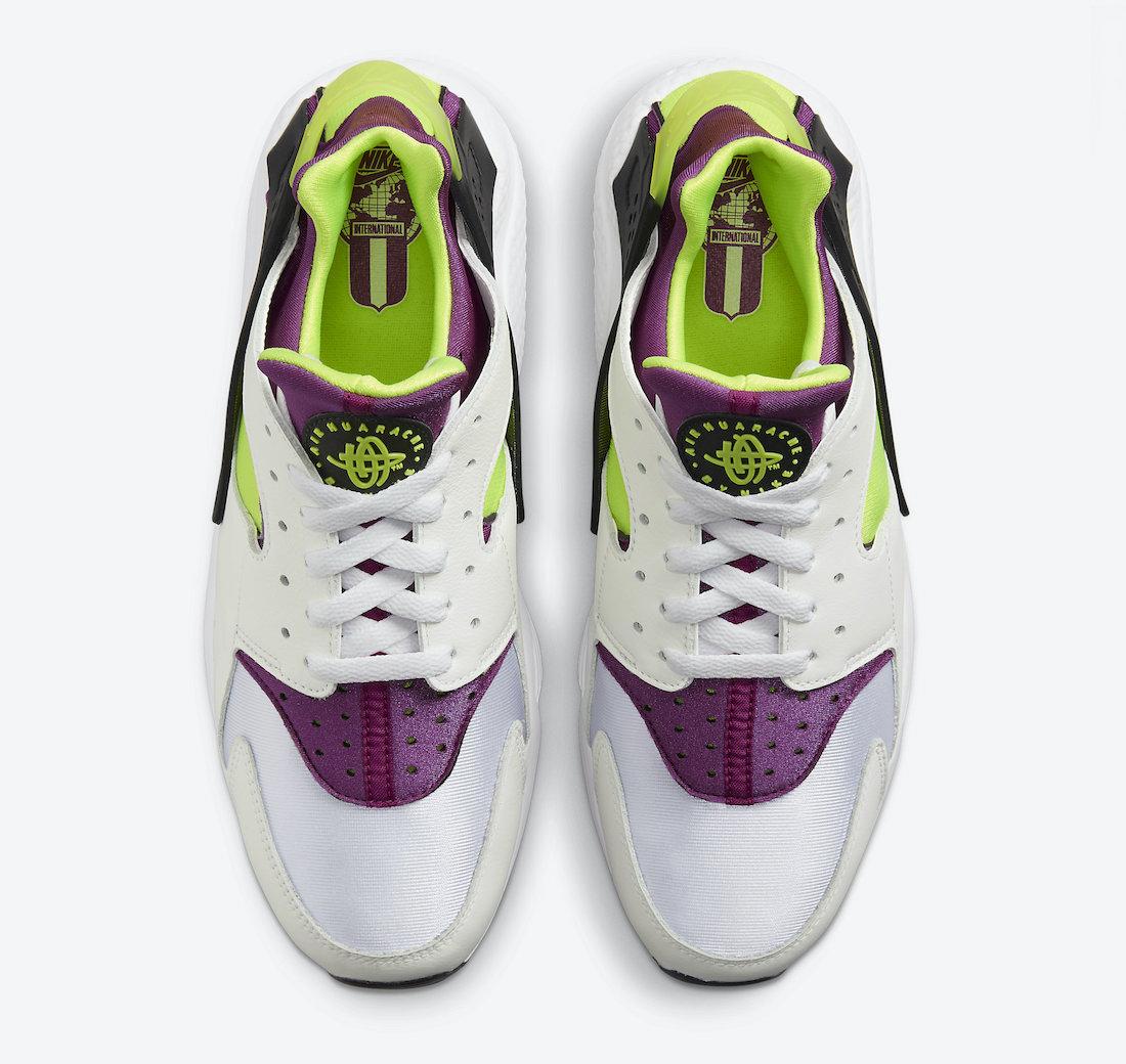 Nike-Air-Huarache-Magenta-Neon-Yellow-DD1068-104-Release-Date-3