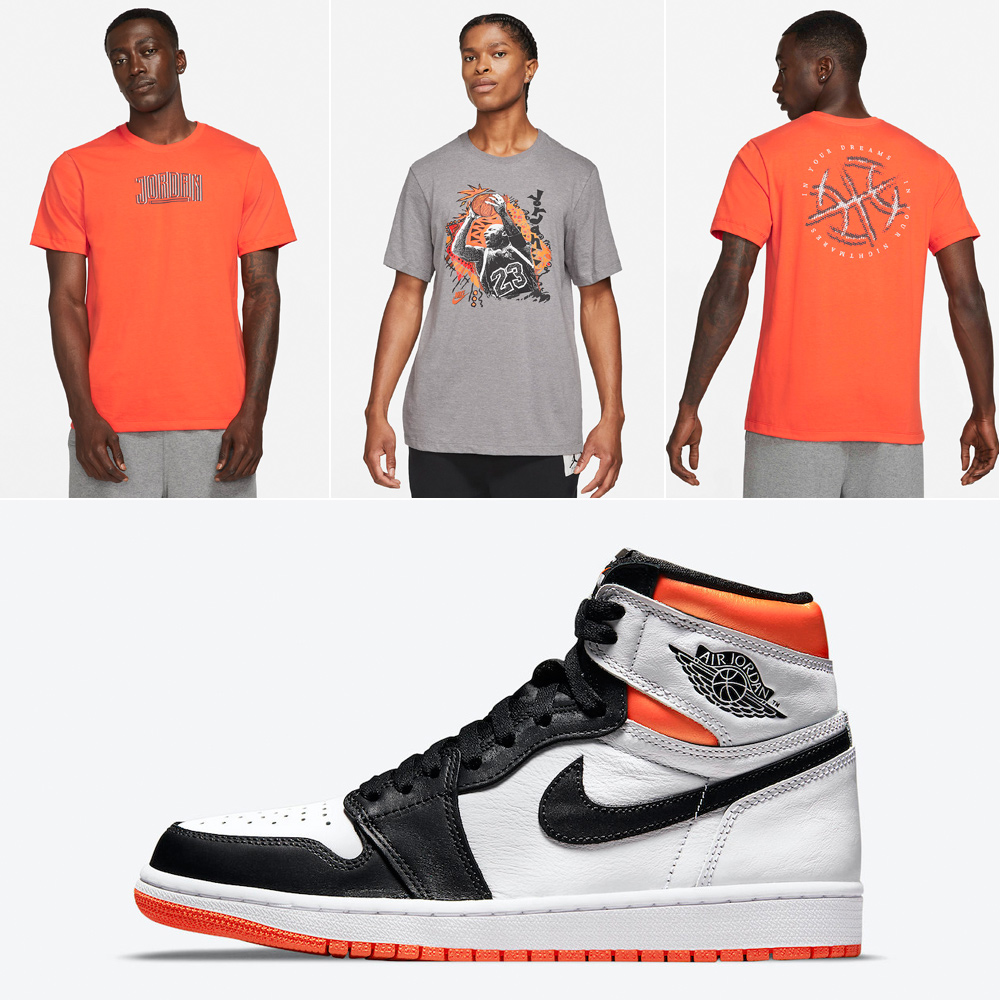 air-jordan-1-high-electro-orange-shirts