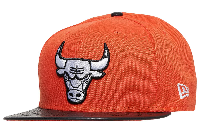air-jordan-1-high-electro-orange-snapback-hat-1