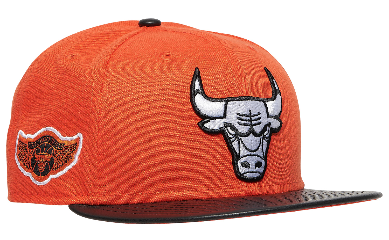air-jordan-1-high-electro-orange-snapback-hat-2
