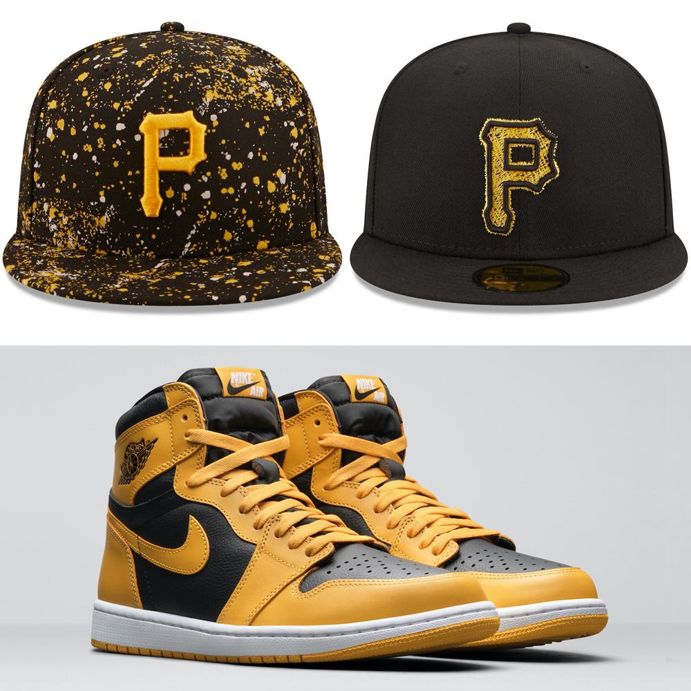 air-jordan-1-high-pollen-hats-to-match