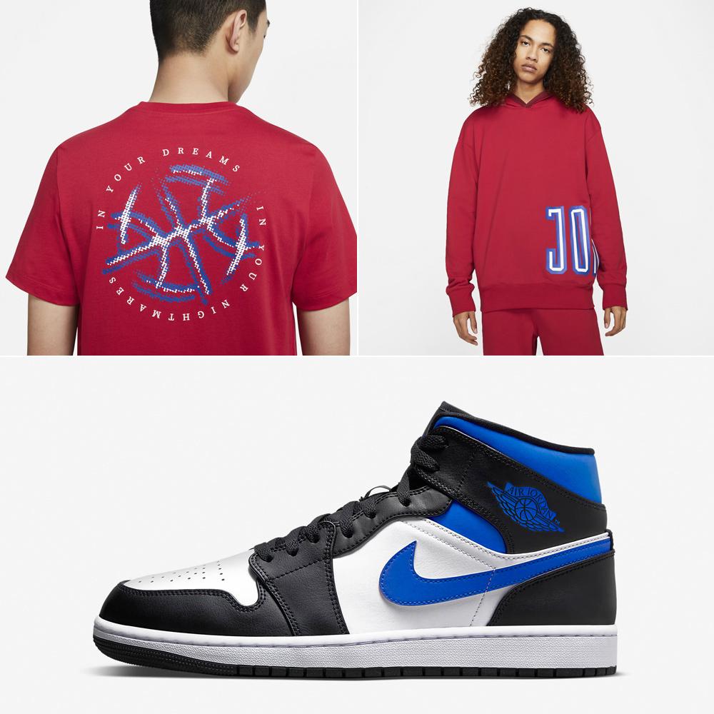 air-jordan-1-mid-racer-blue-apparel-match