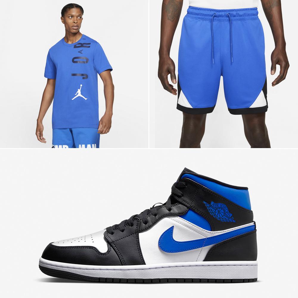 air-jordan-1-mid-racer-blue-clothing