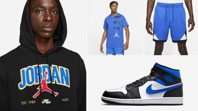 air-jordan-1-mid-racer-blue-shirts-clothing-outfits