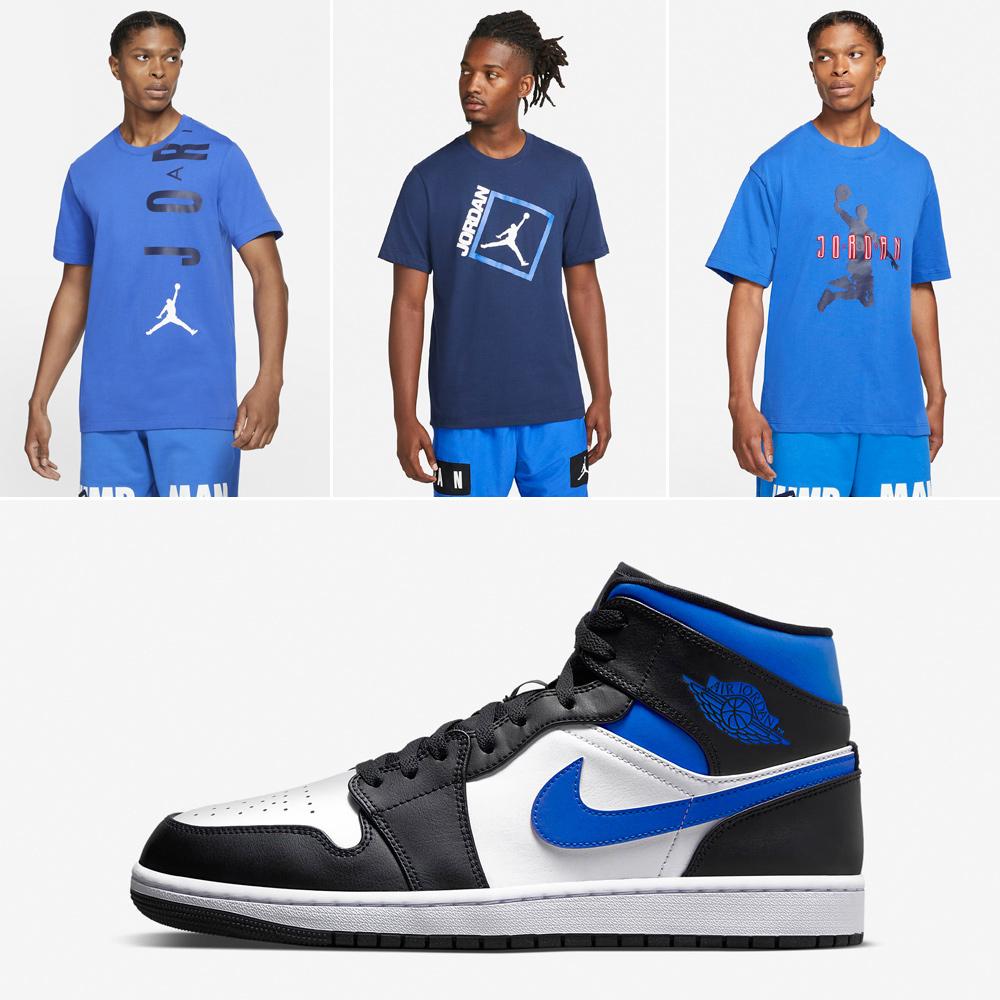 air-jordan-1-mid-racer-blue-shirts