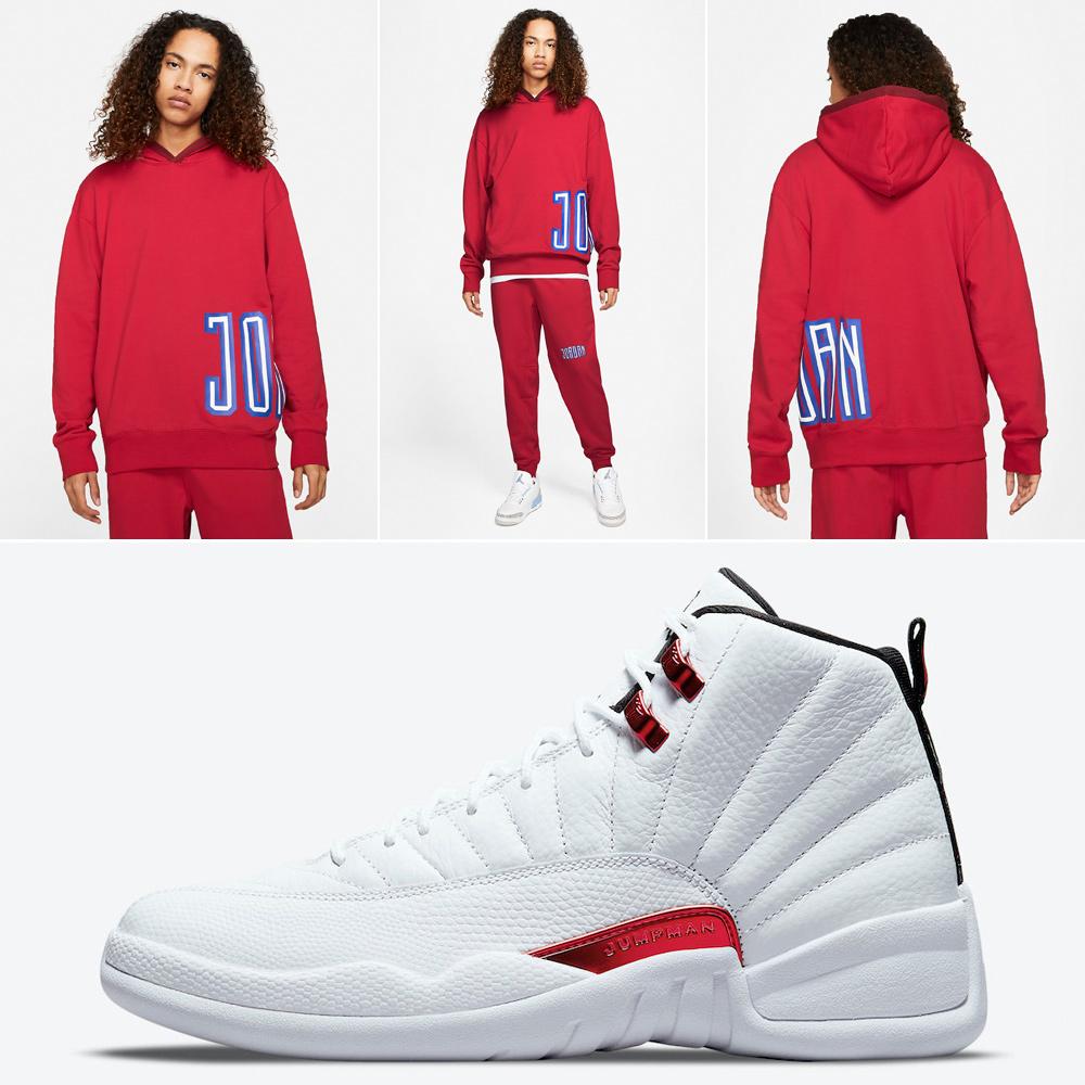 air-jordan-12-twist-hoodie-pants-outfit-match