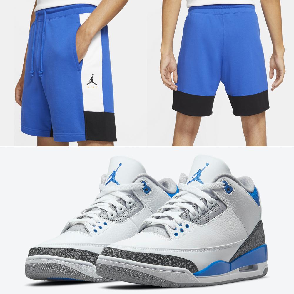 air-jordan-3-racer-blue-shorts-match