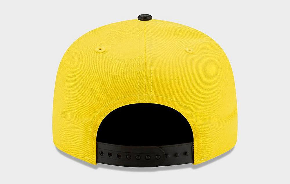 air-jordan-4-lightning-yellow-new-era-bulls-snapback-hat-5