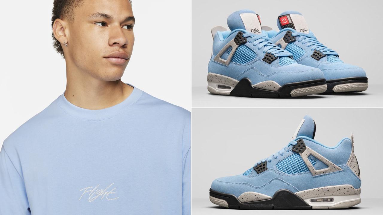 air-jordan-4-university-blue-shirt