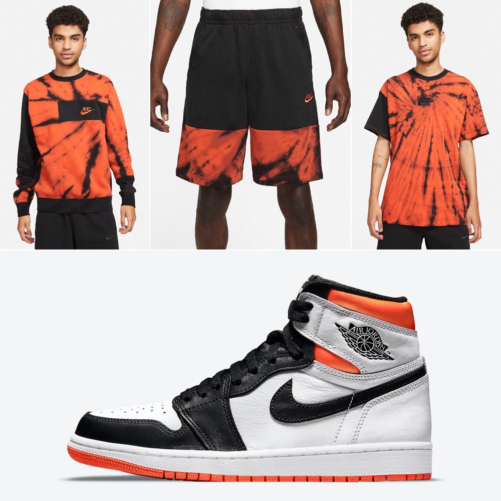 jordan-1-high-electro-orange-nike-clothing-match