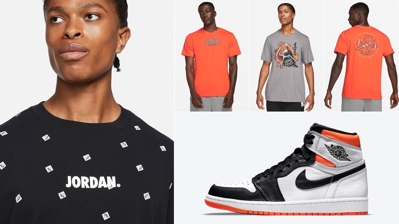 jordan-1-high-electro-orange-t-shirts