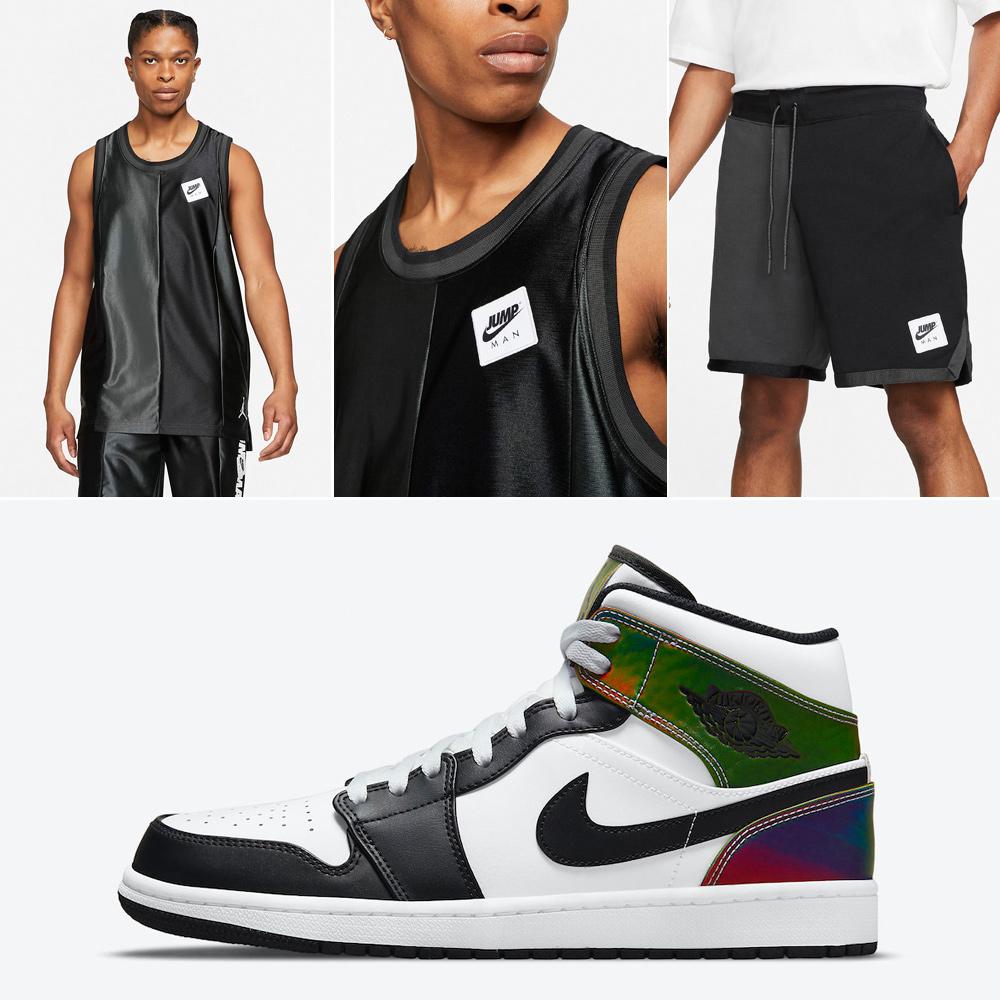 jordan-1-mid-color-change-jersey-shorts-outfit