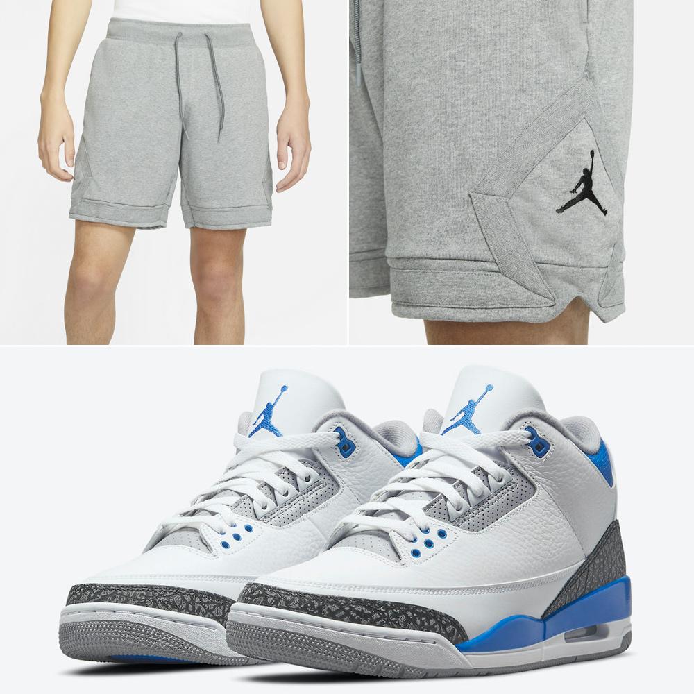 jordan-3-race-blue-grey-shorts