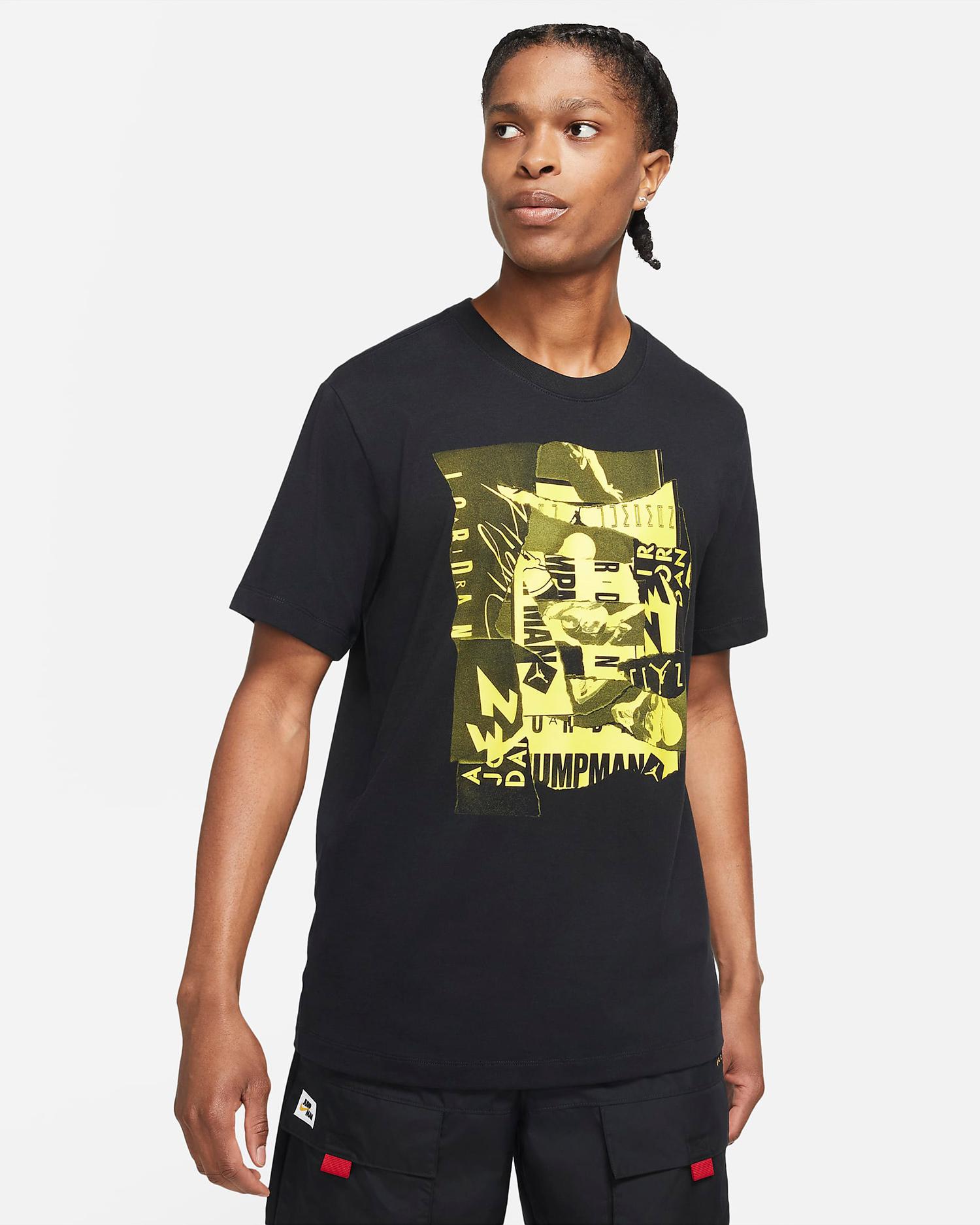 jordan-4-lightning-jumpman-flight-t-shirt