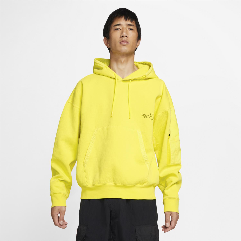 jordan-4-lightning-yellow-hoodie-1