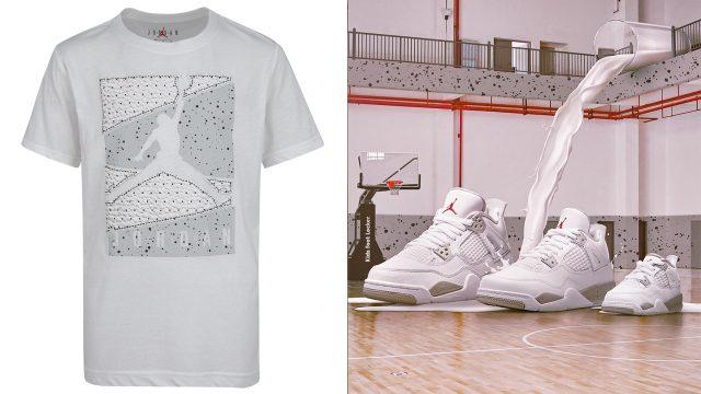 jordan-4-white-oreo-kids-boys-grade-school-shirt