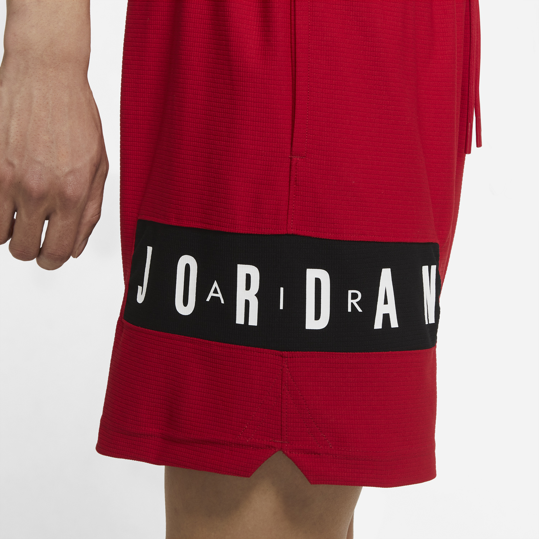 jordan-dry-air-mesh-gfx-shorts-red-2