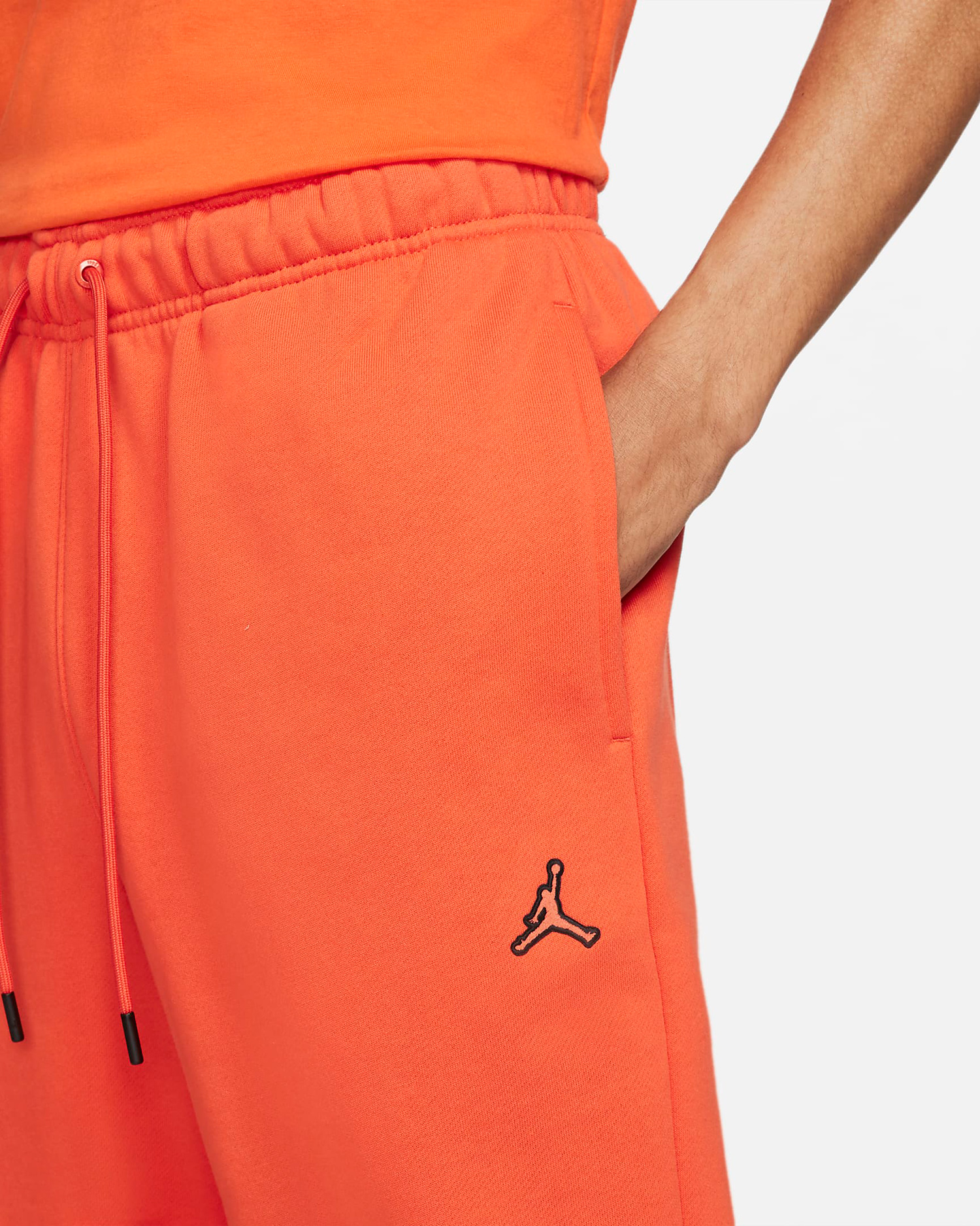 jordan-electro-orange-fleece-pants-2
