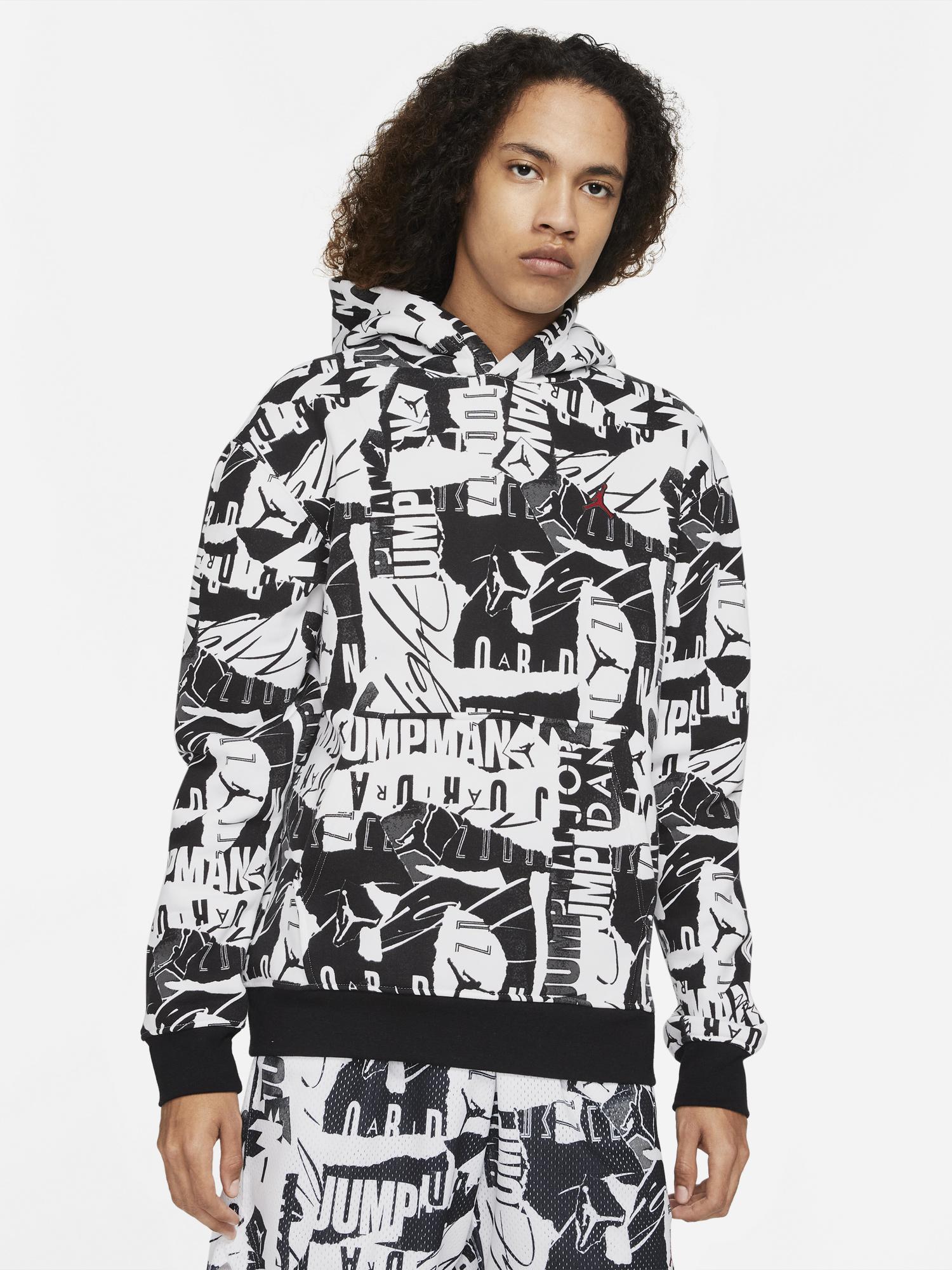 jordan-essential-printed-hoodie-black-white-grey