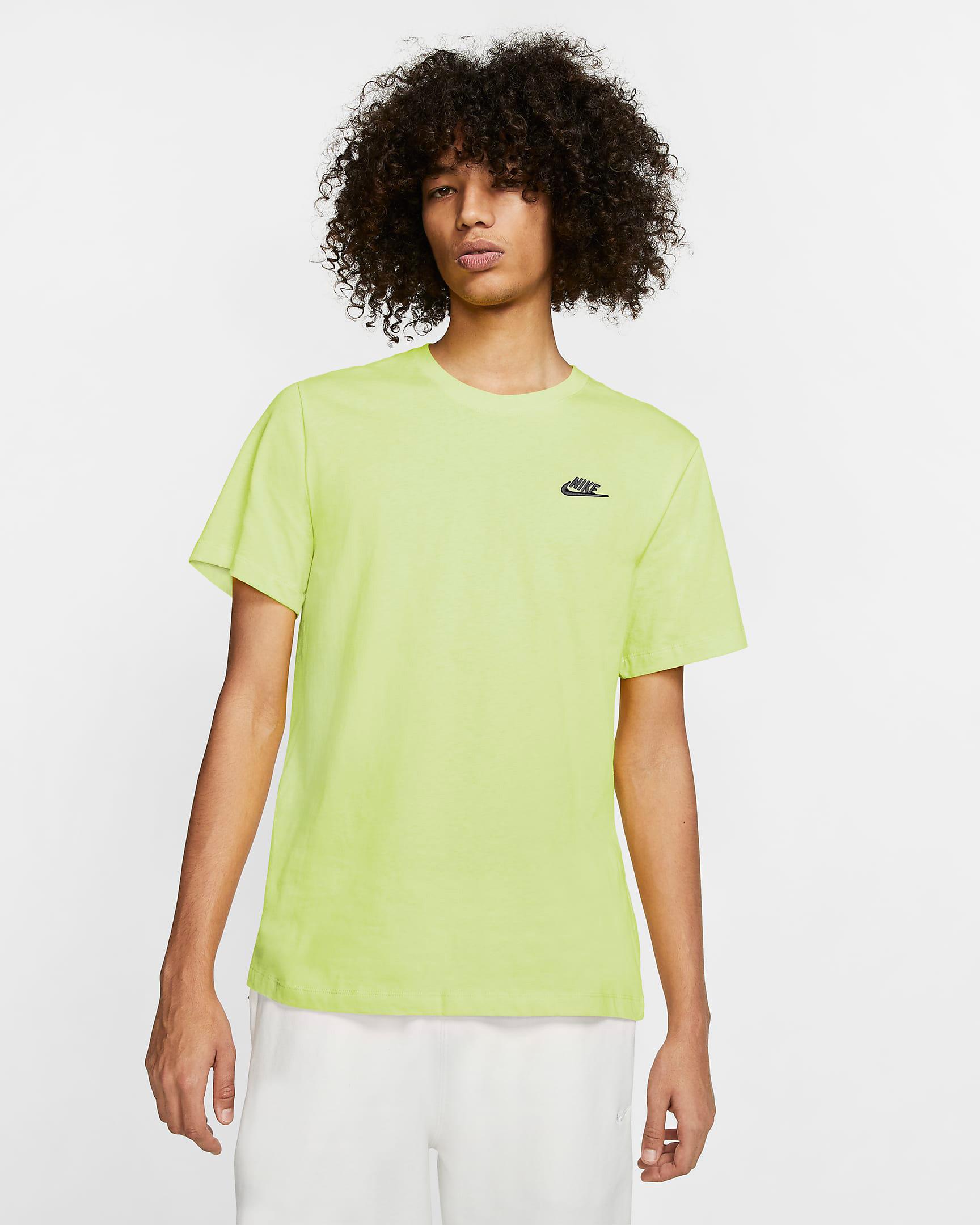 nike-club-t-shirt-neon-yellow-volt
