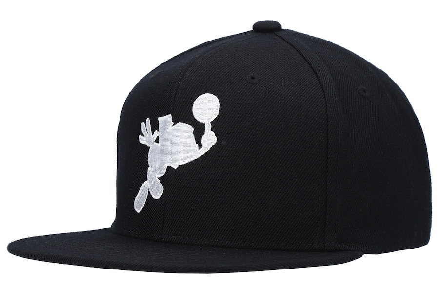 space-jam-a-new-legacy-marvin-the-martian-snapback-hat-mitchell-and-ness