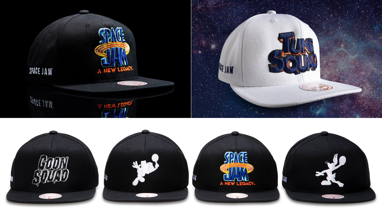 space-jam-hats-mitchell-and-ness