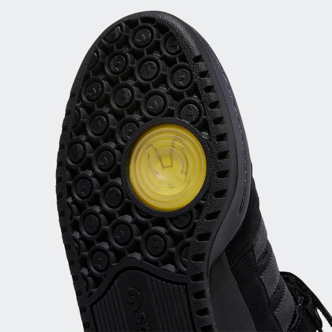 Bad-Bunny-adidas-Forum-Buckle-Low-Black-GW5021-Release-Date-6