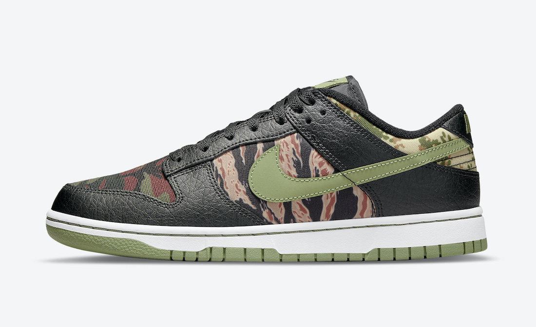 Nike-Dunk-Low-Black-Multi-Camo-DH0957-001-Release-Date-1